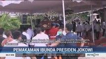 Pemakaman Ibunda Jokowi Berlangsung Tertutup