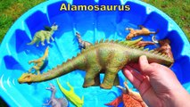 Dinosaurs for kids, Dinosaurs Learn Name and Roars, Jurassic World Dinosaur Toys For Kids Video