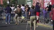 Entra en vigor cuarentena para 1,3 millones de personas en Santiago de Chile