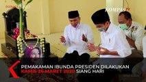 Potret Ketegaran Jokowi: Ibunda Wafat, Tetap Laksanakan Tugas Negara