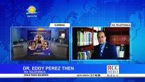 De. Eddy Pérez Then ofrece informaciones importantes sobre el COVID-19