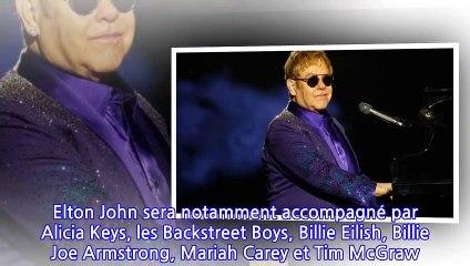 Coronavirus- Elton John organise un concert caritatif avec Mariah Carey, Billie Eilish...
