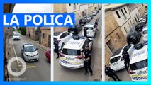 Spanish police serenade quarantined citizens