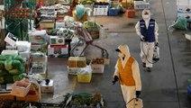 ABD'de kadın müşteri kasıtlı bir şekilde ürünlerin üzerine öksürünce, market sahibi 35 bin dolarlık ürünü çöpe attı