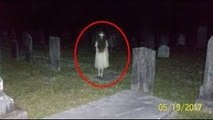 Real Ghost Caught On CCTV Camera - Ghost Captured By CCTV - The Ghost Informer