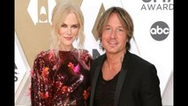 Keith Urban, Nicole Kidman surprise fans with live-streamed concert from their basement