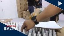 P5-M na halaga ng overpriced na PPE, alcohol at iba pang medical supplies, nakumpiska