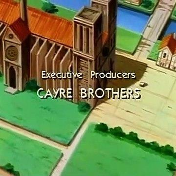 Zvonar Bogorodičine crkve - crtani film