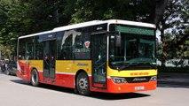 Hà Nội giảm 80% công suất xe buýt