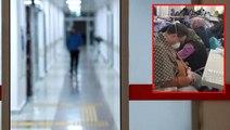 Türkiye'nin koronavirüs hastanesinden olduğu iddia edilen görüntüler gündem yarattı