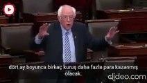 ABD'nin başkan aday adayı Sanders, vatandaşlara para yardımına itiraz edenlere tepki gösterdi: Bu nasıl bir değer sistemi?