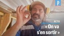 Confinement : les encouragements d'un mineur chilien bloqué 69 jours sous terre
