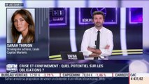 François Monnier (Investir) et Sarah Thirion (Louis Capital Markets): Crise et confinement, quel potentiel sur les obligations ? - 27/03