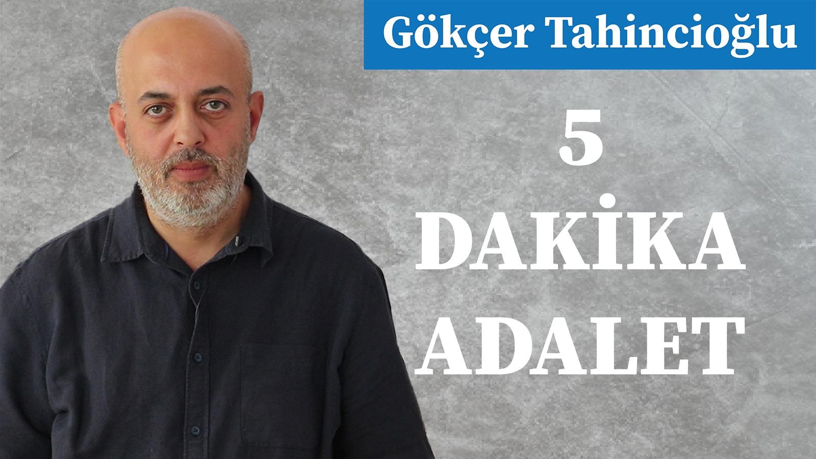 5 Dakika Adalet: TBMM'ye gelecek infaz paketi ifade özgürlüğünü kapsamıyor