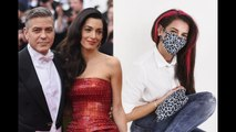 Amal Clooney's sister criticized for selling luxury face masks amid coronavirus pandemic