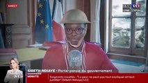 Sibeth Ndiaye est au front pour la France !