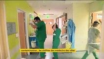 Coronavirus : les médecins donnent à leur tour leurs chiffres