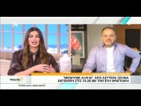 «Μένουμε Alpha»: Η Σταματίνα Τσιμτσιλή αποκάλυψε τη νέα εκπομπή στον Alpha