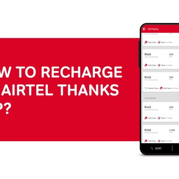 COVID-19: Stay Connected While Staying Safe With Airtel Thanks App