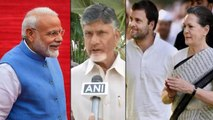 Chandrababu Naidu Writes A Letter To PM Narendra Modi For Appreciating Financial Package
