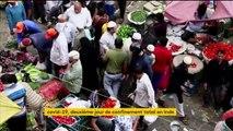 Coronavirus : New Delhi et l'Inde désertes