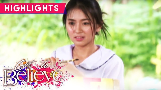 Chichay, nanalo sa school painting contest | Got To Believe