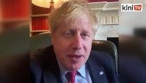 Perdana Menteri Britain, Boris Johnson disahkan positif Covid-19