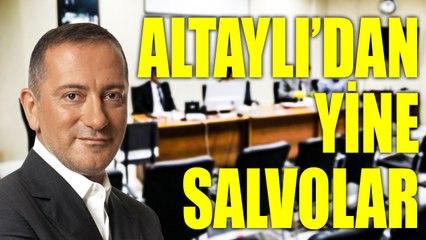 Fatih Altaylı hükumeti 'ti'ye aldı! Olay Kanal İstanbul mesajı