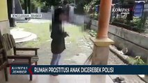 Rumah Prostitusi Anak Digerebek Polisi