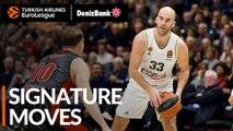 Denizbank Signature Moves: Nick Calathes, Panathinaikos Athens