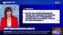 Que fait le gouvernement pour les femmes victimes de violences conjugales? BFMTV répond à vos questions