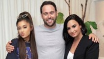 Ariana Grande encouraged Scooter Braun to add Demi Lovato to label 'family'