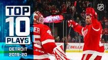 Top 10 Red Wings Plays ... Thus Far