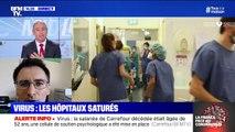 Ile-de-France: 9 personnels soignants de l'hôpital Lariboisière positifs au coronavirus