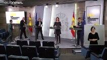 La cifra de fallecidos crece un día más en España: 769 en las últimas 24 horas