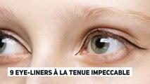 9 eye-liners à la tenue impeccable