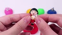 Learn Colors Baby Doll Finger Family Song With Play Doh Balls