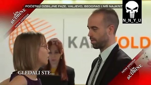 IGRA SUDBINE - EPIZODA 49