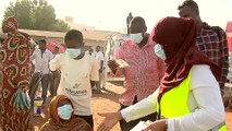 Volunteers step in to fill the health system gaps in Sudan