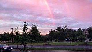 Photographer Captures Rare Horizontal 'Fire Rainbow'