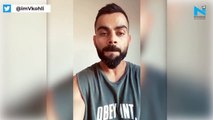 Watch: Virat Kohli requests people to follow 21-day lockdown seriously
