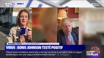 Virus: Boris Johnson et le ministre de la Santé britannique testés positifs