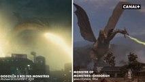 Godzilla II - Déjà Vu - Références et influences de cinéma