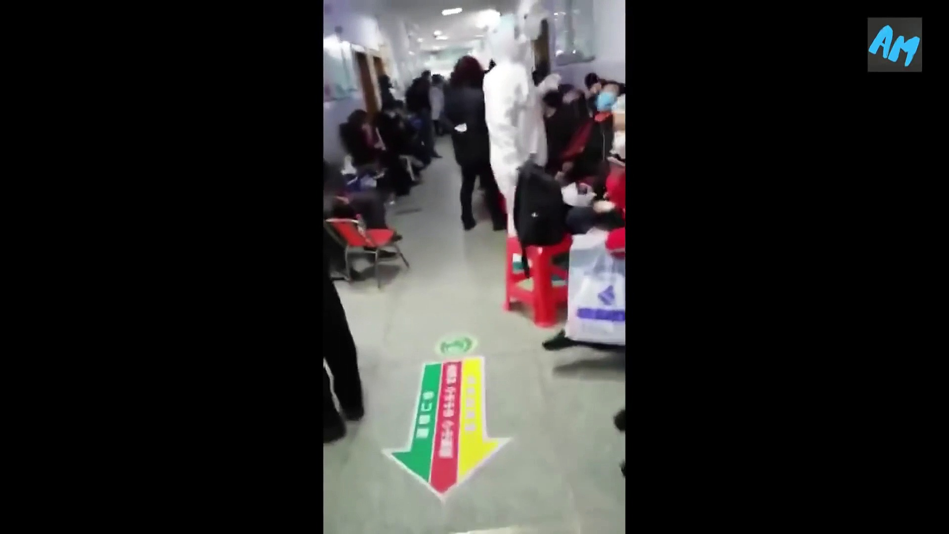 DELETED – YOUTUBE CORONAVIRUS CHINA LEAKED VIDEO