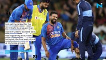 Rohit Sharma reveals 'saddest moment' of his career
