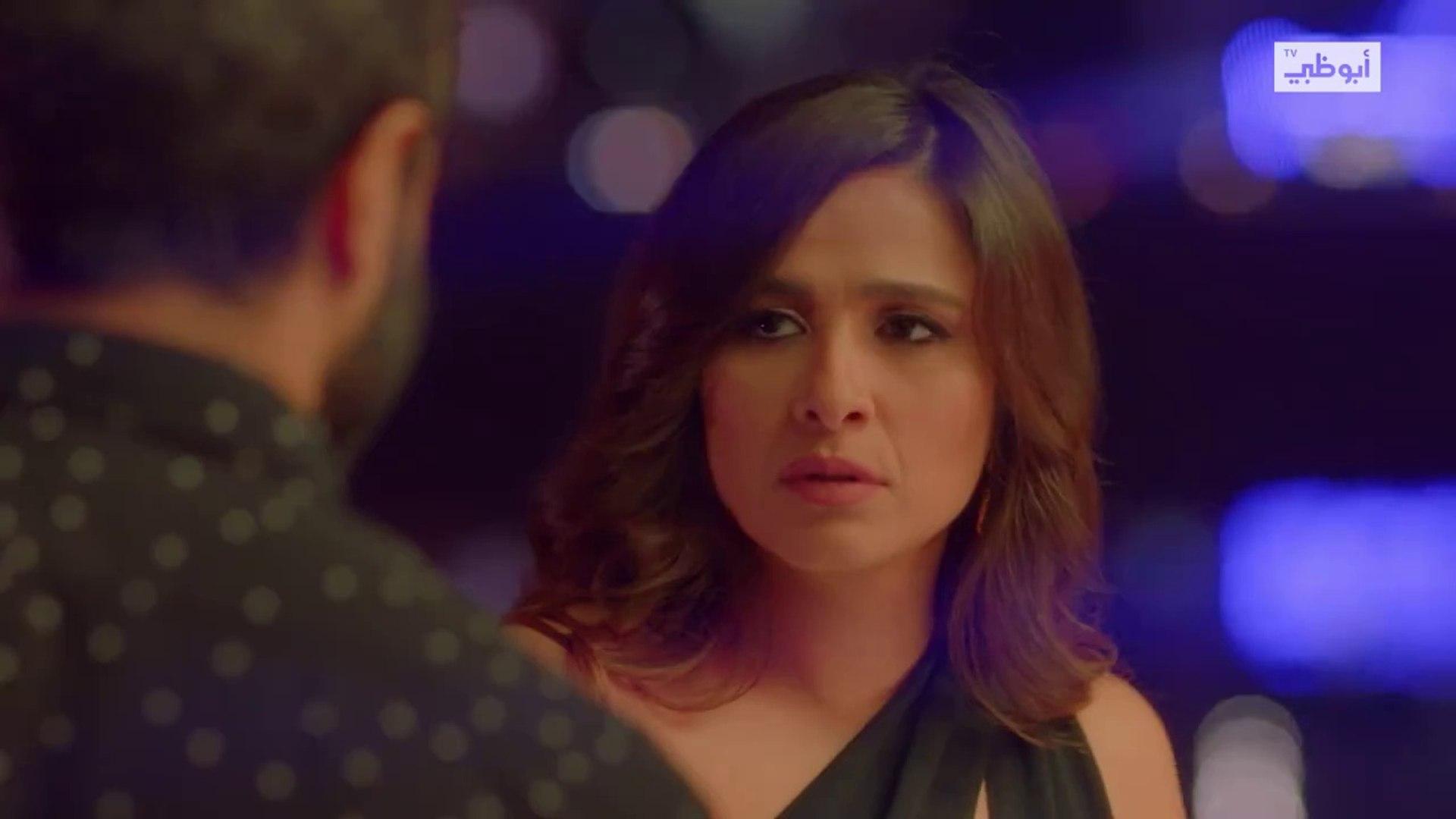 إعلان 1 مسلسل ونحب تاني ليه على قناة أبوظبي