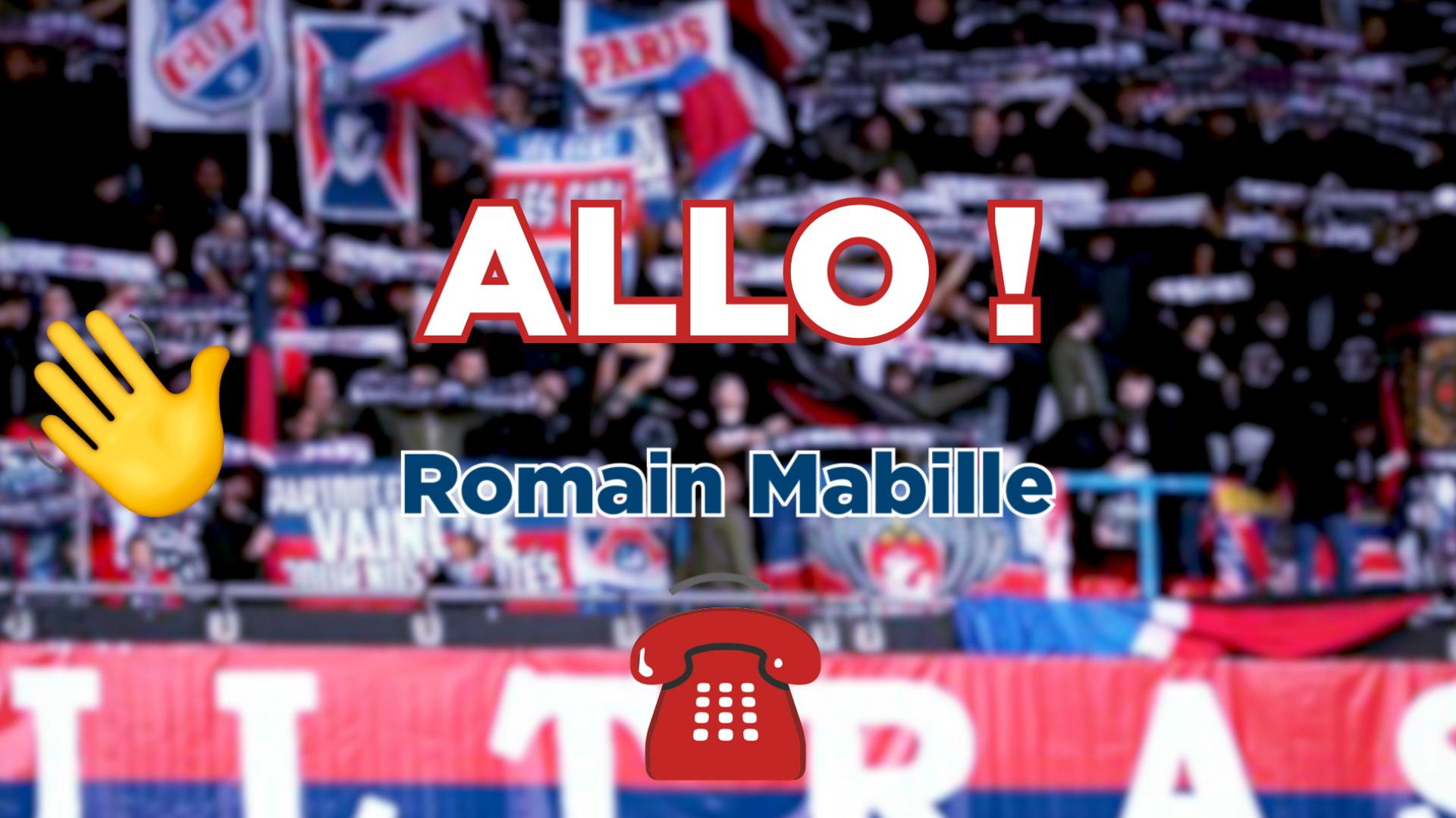 « Allo Romain ! » - Entretien avec le Président du Collectif Ultra Paris