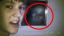 Top 10 Mysterious Real Ghost Caught On Camera CCTV Footage