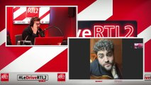 TiBZ en live dans #LeDriveRTL2 (26/03/20)