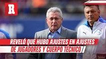 Vucetich reveló que hubo ajustes en ingresos de jugadores y cuerpo técnico en Querétaro